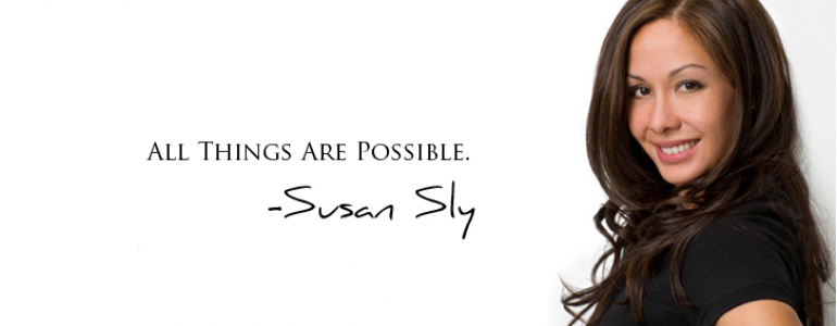 Suzan Sly - All Things Are Possible