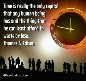Time-is-your-biggest-capital
